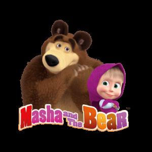 Masha and the Bear logo