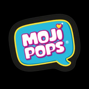Moji Pops logo